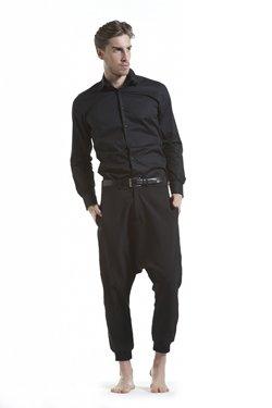 Abbigliamento Professionale Per Parrucchieri e Estetica - Shirt Simone Slim Trouser Maia