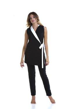 Abbigliamento Professionale Per Parrucchieri e Estetica - Coat Virginia e Trouser Noemi