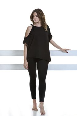 Abbigliamento Professionale Per Parrucchieri e Estetica - Sweater Dajana, Dettaglio Sleeve