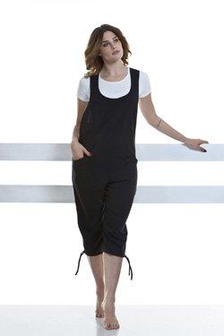 Abbigliamento Professionale Per Parrucchieri e Estetica - Suit Ottavia Scollo Rotondo Corto