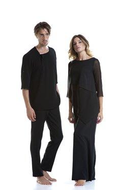 Abbigliamento Professionale Per Parrucchieri e Estetica - Coat Pietro e Trouser Alessandro | Sweater Giorgia e Trouser Pandora