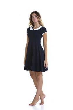 Abbigliamento Professionale Per Parrucchieri e Estetica - Audrey Blu