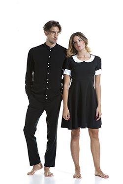 Abbigliamento Professionale Per Parrucchieri e Estetica - Camicia FIlippo, Pantalone Alessandro | Abito Audrey