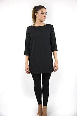 Abbigliamento Professionale Per Parrucchieri e Estetica - Carlotta Con Leggins