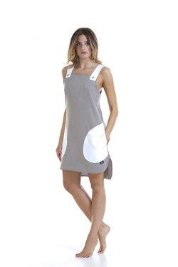 Abbigliamento Professionale Per Parrucchieri e Estetica - Costanza Grey