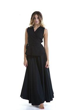 Abbigliamento Professionale Per Parrucchieri e Estetica - Coat Angelica e Skirt Gaia