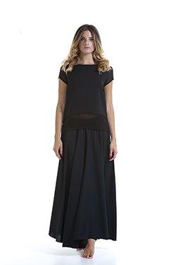 Abbigliamento Professionale Per Parrucchieri e Estetica - Sweater Agata e Skirt Gaia