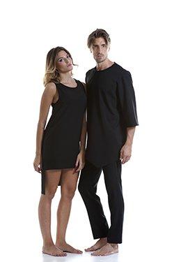 Abbigliamento Professionale Per Parrucchieri e Estetica - Zoe | Maglia Enea, Pantalone Alessandro