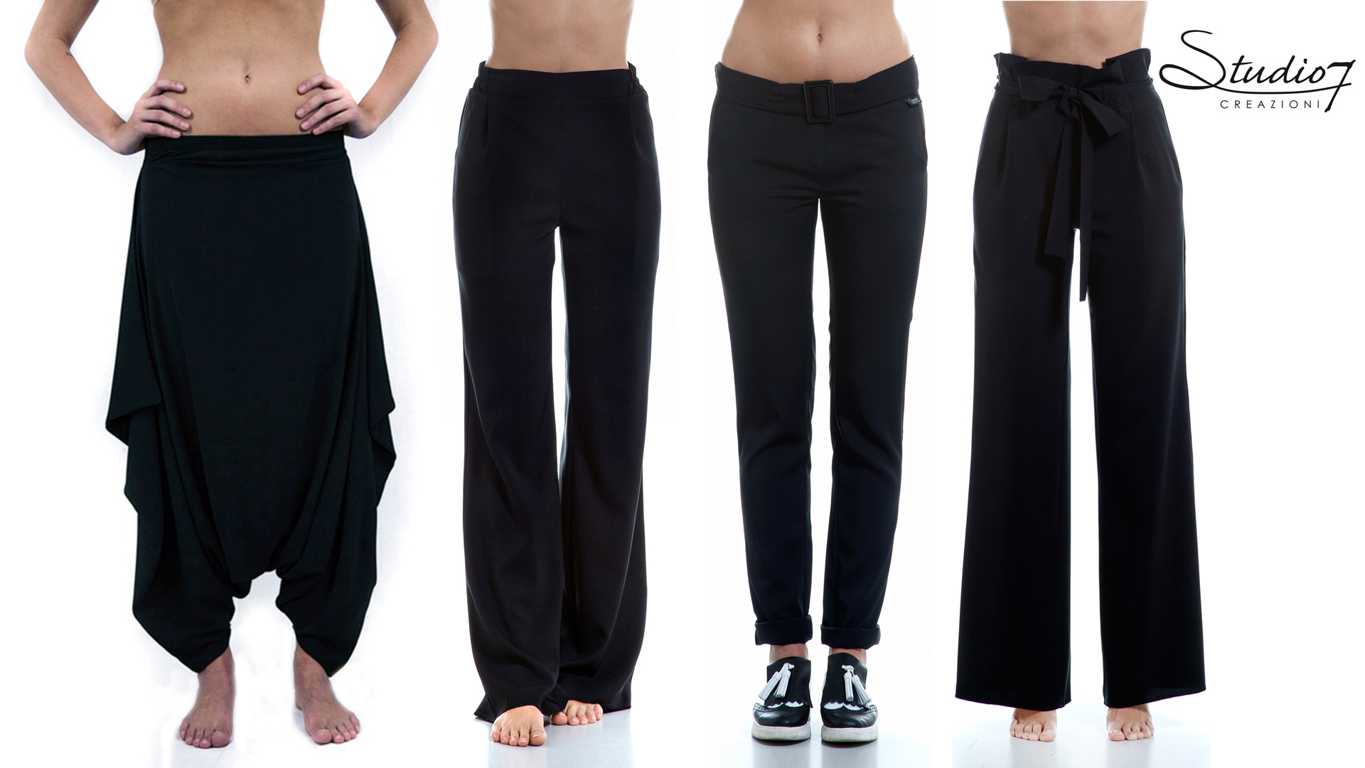 Trousers for Hairdressers and Beauticians