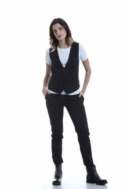 Abbigliamento Professionale Per Parrucchieri e Estetica -  Gilet Lady Barber Trouser Noemi
