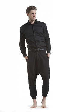 Hairdressers' professional clothing for Man